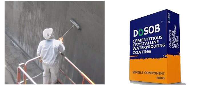 external damp proof paint