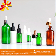5ml dropper cosmetic glass bottle