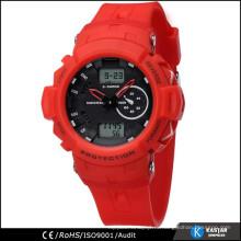 Красочные цифровые часы для спорта, мужские гендерные часы