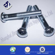 ISO9001 TS16949 parafusos de trilho de grau 8.8 de zinco