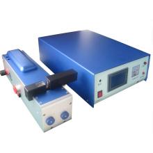 Máquina de emenda ultrassônica de precisão para chicotes de fios