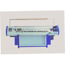 Máquina de hacer punto plana del telar jacquar de la galga 14 para el suéter (TL-252S)
