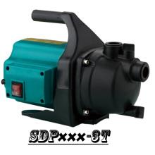 (SDP600-3 T) Portable-amorçante pompe d'arrosage avec raccord de tuyau de jardin
