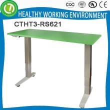2015 nuevas tablas ajustables eléctricas del restaurante de aluminio de la altura del arrial