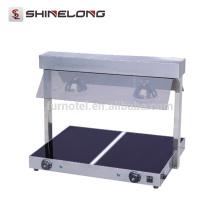 Heizungs-Lampen K098 mit Glasoberflächen-elektrischer Nahrungsmittelhitze-Lampe