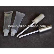 Kosmetische Lippenbalsam und Lippenstiftrohre