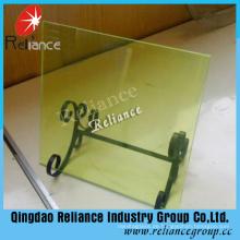 10,38 mm laminiertes Glas / PVB-Glas / geschichtetes Glas (klar, rot, weiß, blau, schwarz, Bronze)