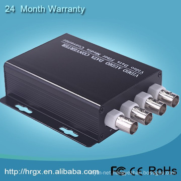 Network Monitor Video Multiplexer 4/8/16/32 Channel Digital Video/Audio Transmitter and Receiver with CE,FCC