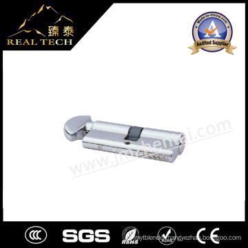 Single Side Open Brass Door Lock Cylinder Manufacturer