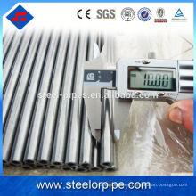 Tubo de acero sin costura en frío DIN 2391 de fábrica