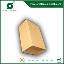 Boîte de distribution de papier Kraft pliable Boîte de livraison