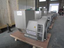 Alternator siri FD 600Kw bagi penjana Diesel Set jenis Brushless dengan 4-kutub