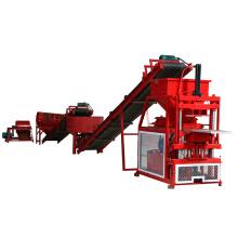 FL2-10 entièrement automatique eco maquinas hydraulique argile sol boue verrouillage bloc brique machine