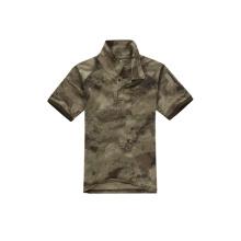 T-shirt tactique de l'armée avec col