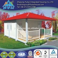 TUV, SGS, BV, certifié 20ft container house