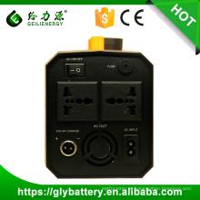 A venda quente 220v entrada 110v saída on-line levanta a fonte de alimentação da bateria para interior e exterior