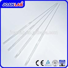 JOAN Laboratory Glassware 90mm Glass Pasteur Pipette Manufacture