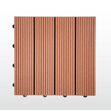 Eco-friendly waterproof Wooden deck tiles