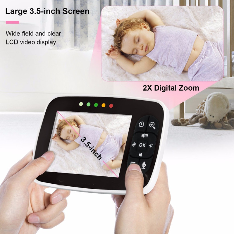 Baby Monitor Digital