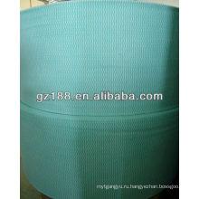 Напечатанная ткань spunlace Non-сплетенная ткань волнистой ленты
