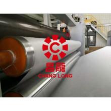 PP Melt Blow Blow Fabric Machine / Meltblown Cloth que hace la máquina