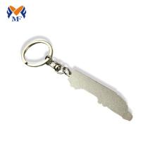 Metal personalized keychain gift for boyfriend