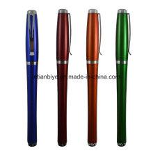 Neues Entwurfs-Nizza Förderung-Geschenk-Stift, Plastikgel-Stift (LT-C749)