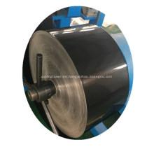 Aletas de aluminio prelacadas para serpentines del condensador