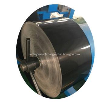 Ailettes d'Aluminium revêtus pour serpentins du condenseur