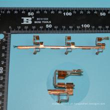 Fabricante de componentes de hardware de peças de aço estampado