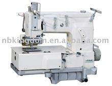 JT1412P 12-Needle Flat-Bed Double Chainstitch Sewing Machine