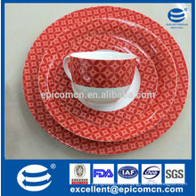 2015 best seller China tableware, party ceramic tableware set, tableware wholesale china supplier