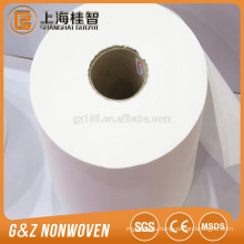 large fabric rolls wood pulp paper roll nonwoven fabric multi-purpose perforated roll