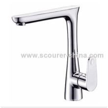 New Single Lever Mono Kitchen Faucet 59% Solid Brass Body