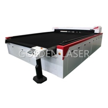 Auto Feeding CO2 Flatbed Fabric Laser Cutting Machine