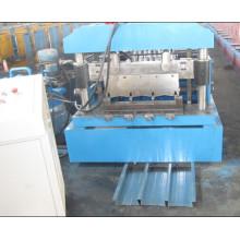 Профилегибочная машина для производства металлических настилов (YX51-199-597)