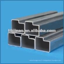 Forme anormale de fabrication de tubes en acier sans soudure et de tube