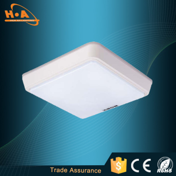 Hot Sale Products Warm White Square 16W LED Kitchen Light