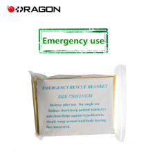 DW-EB01 Buy emergency foil blanket shelter