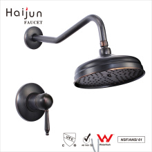 Haijun China Manufacturer Single Handle Thermostatic Bathroom Shower Faucet