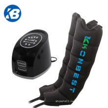 Normatec Pneumatic Sports Recovery Air Compression Boots Therapy Foot Calf Legs Massager Machines