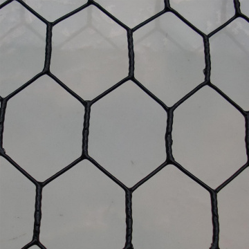 Fleksibiliti Baik Hexagonal Wire Nettings