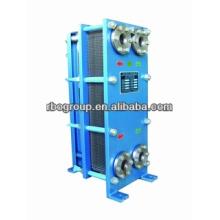 Machine à échangeur de chaleur à plaques