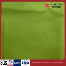 Verde 100% Algodón Pana Tela