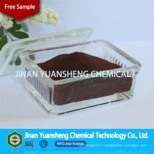 Liant en céramique / poudre dispersante de Lignosulfonate de sodium