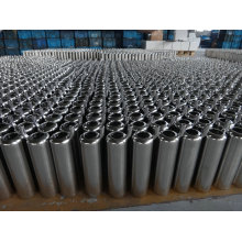 Peças de máquina de ordenha de aço inoxidável Teat Cup