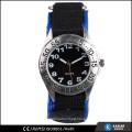 unique arabic numerals dial wrist watch