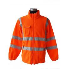 Высокопрочная зимняя флисовая куртка