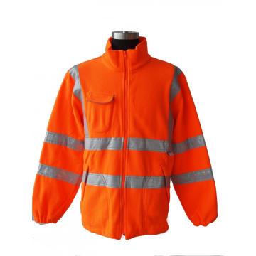 Jaqueta de inverno de alta visibilidade
