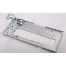 Pièces d'assemblage de plaques de base d'estampage en aluminium